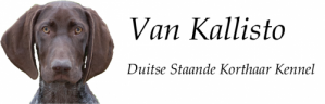 Van Kallisto Duitse Staande Korthaar kennel Logo